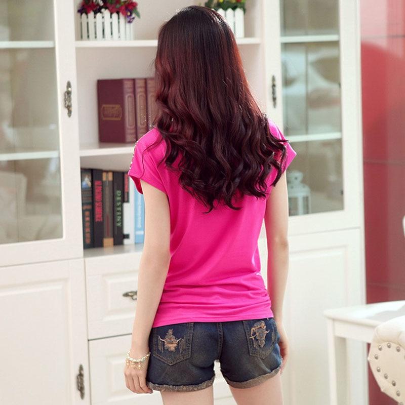 BOBOKATEER tee shirt femme πούλιες πουκάμισο - Γυναικείος ρουχισμός - Φωτογραφία 5