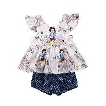 366a27b69c2905 Pasgeboren Baby Meisje Kleding Set Zomer Vest Tops Mouwloos t-shirt Dot  Shorts Meisjes Kleding Katoen Schattige Prinses 2 stks .