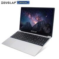 15,6-дюймовый ноутбук i7 8 ГБ ОЗУ 1 ТБ 512 ГБ 256 ГБ 128 Гб SSD игровой ноутбук ультрабук intel четырехъядерный ноутбук Win10