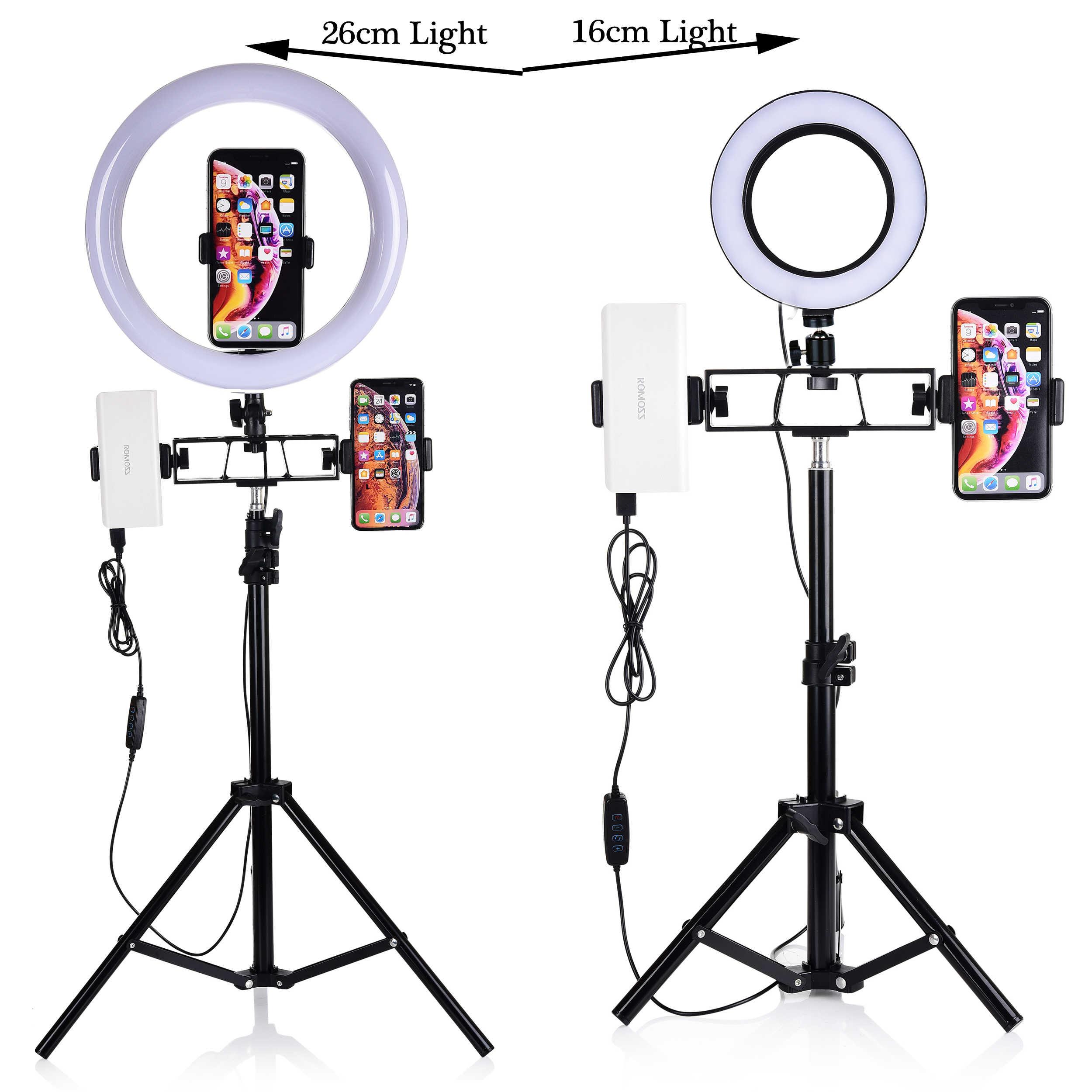 Ring Light Ring Light Holder Light Stand for Studio LED Video Light Ring Light
