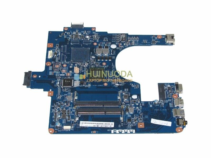 NBM811100M for gateway NE522 NE52209U Acer E1-522 laptop motherboard 48.4ZK01.03M AMD EM2500 DDR3