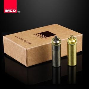 Image 3 - Original IMCO Lighter Vintage Gasoline Kerosene Lighter Genuine Brass Cigarette Lighter Cigar Fire Briquet Petrol Lighters