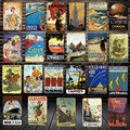 [Mike86] Reise Zitiert Land Metall Platte Hawaii Wand Poster Vintage Zinn Zeichen Antike Souvenirs Festival Geschenk FG-257