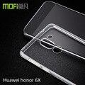 Honor 6x case silicone 32gb Huawei mate 9 lite back cover huawei honor x6 funda coque honor6x capa macio hauwei 6 x soft tpu 5.5