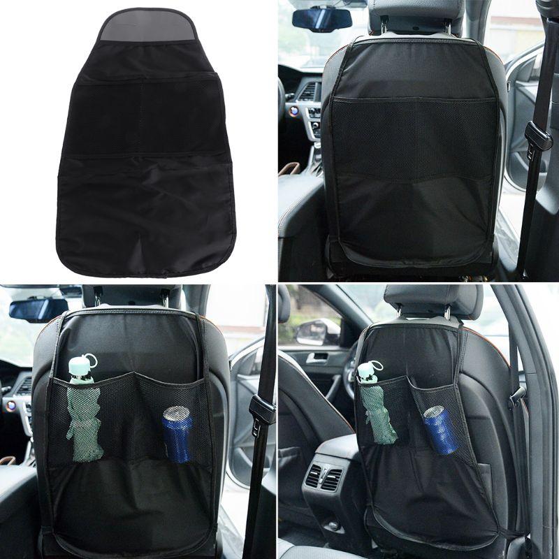 Neue 1 Stück Wasserdichte Universal Sitz Zurück Speicher Tasche Multifunktions Auto Auto Sitz Zurück Schützen Abdeckung Für Kind Kinder