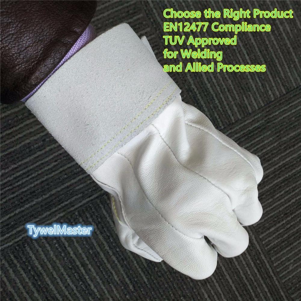 TIG Welding Glove Premium Goatskin Glove 10