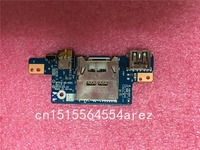 Original FOR Lenovo Y700 Y700 15ACZ AUDIO CARD READER USB BOARD BY510 NS A521