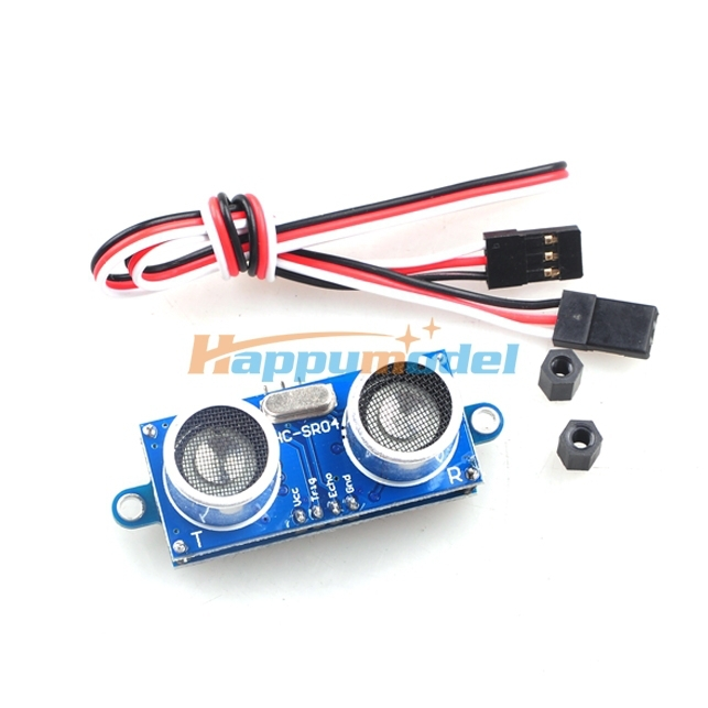 Ultrasonic Sonar module dedicated for APM 2.5 2.6 2.8 flight controller, plug and play, no need to change hardware and software