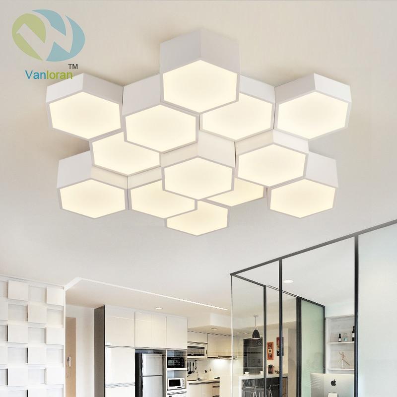 Ceiling Lamp Office: Disenolampa Simple Modern Living Room Bedroom Office