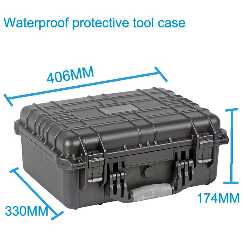 Cassetta portautensili impermeabile di alta qualità Cassetta degli - Portautensili - Fotografia 1