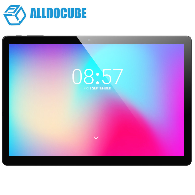 ALLDOCUBE Power M3 4G Phablet 10.1 inch Android 7.0 MTK6753 Octa Core 1.5GHz 2GB RAM 32GB ROM Type-CIPS Tablets Android 7.0 teclast t98 4g phablet 32gb rom