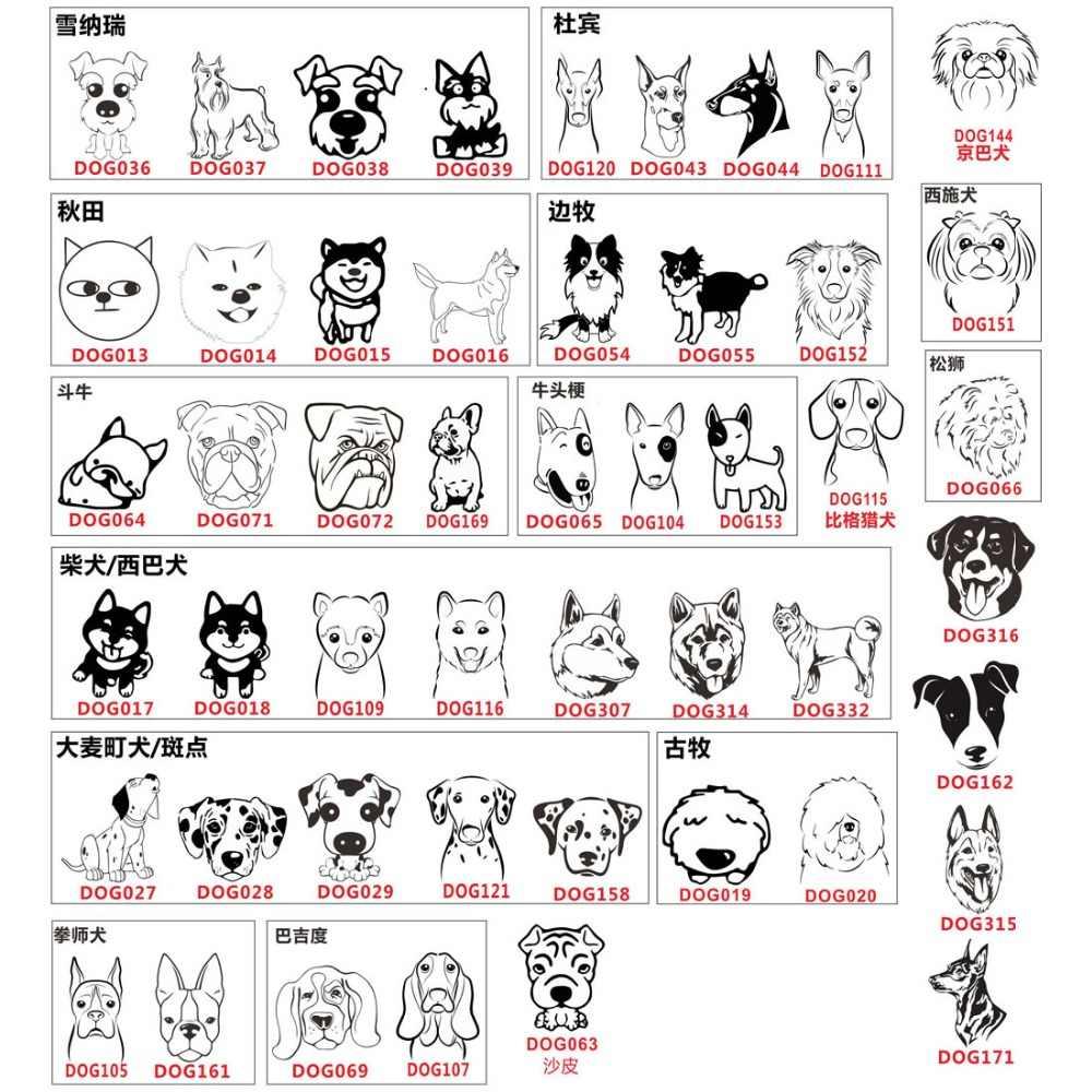 2 pz/lotto Trasporto Incisione Pet collare Del gatto del Cane accessori per Animali Domestici ID Cane per Cucciolo e del Cane Del gatto di nome id Tag su misura