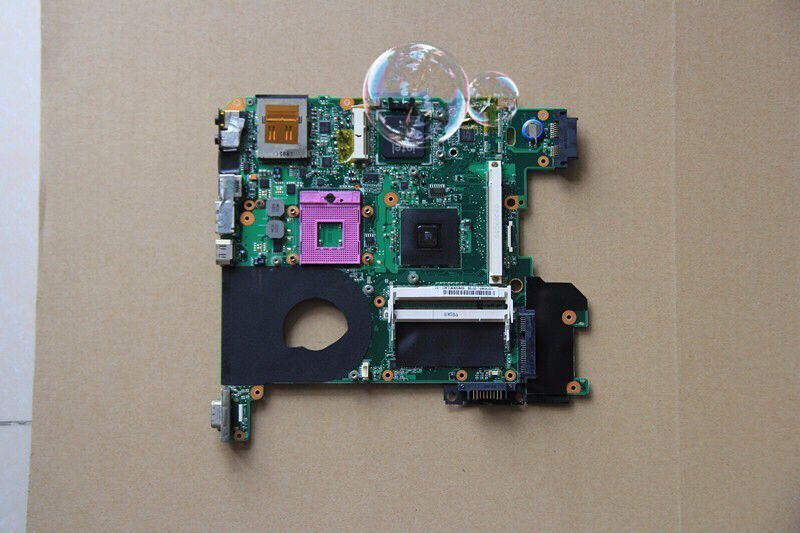 H000020410 For Toshiba Satellite M500 Laptop motherboard with Graphics Slot GM45 DDR2 fully tested work perfect 538409 001 for hp cq510 cq610 laptop motherboard gme965 ddr2 fully tested work perfect