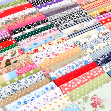 100pcs DIY Sewing Doll Quilting Patchwork Textile Cloth Bags 10x10cm Square Floral Cotton Fabric Crafts 100pcs 10x10cm square floral cotton fabric diy sewing doll quilting patchwork textile cloth bags crafts