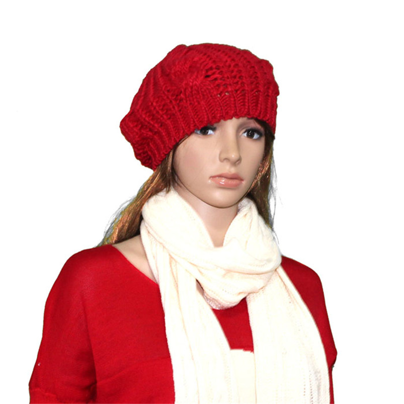 New Arrival  Hat Knitted Winter Hats for Women Striped Beanies Hip-hot Skullies Girls Gorros Women Beanies Oc31 rosicil skullies beanies winter hats for women letter beanies women hip hot caps skullies girls gorros women beanies female