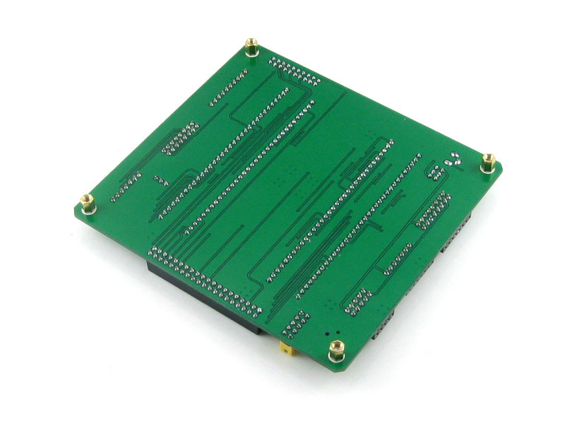 Paquet de Open32F0-D B = ST original STM32F0DISCOVERY, STM32F0 Cortex-M0, STM32F051 MCU, STM 32 Board + 2.2 pouces 320x240 tactile LCD + 11 Acc - 3