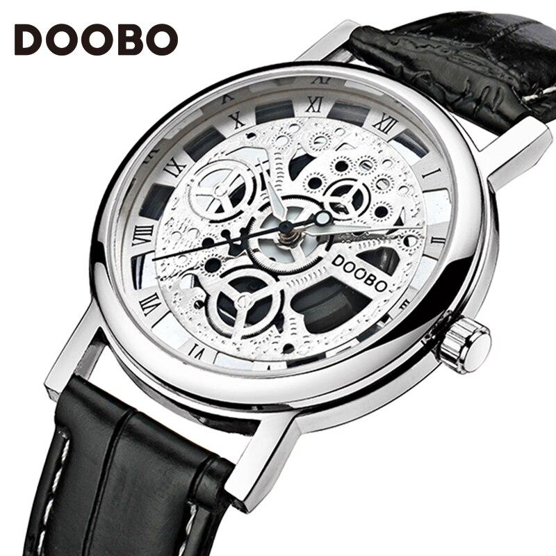 Heren Horloges Topmerk Luxe DOOBO Heren Militair Sport Polshorloge - Herenhorloges - Foto 4