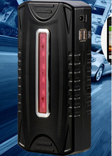 12V 24V Car Jump Starter 23000mAh  battery charger 400A-800A for Laptop Power Bank Multi-funtion SOS LED light