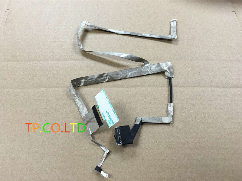 """New Free Shipping Lcd Cable For Hp DV6-3000 DV6Z-3000 DV6Z-3100 15.6""""cable DD0LX6LC001"""