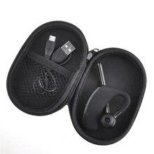 1PC Portable EVA Travel Bluetooth Earphone Box Earbud Carrying SD Card USB Flash Storage Bag Case home storage organization