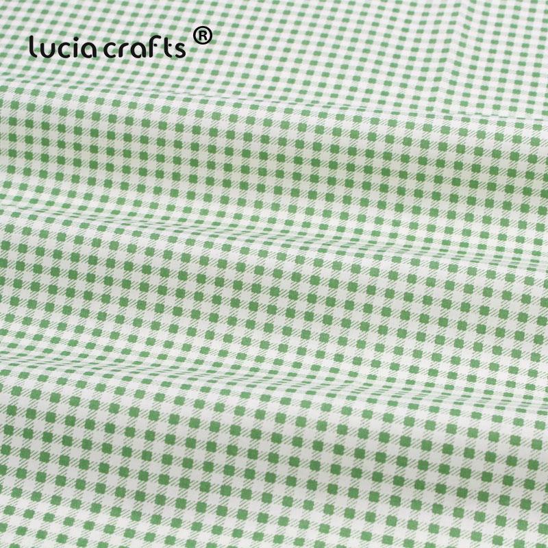 Lucia crafts 1piece/lot Cactus Stripe Cotton Fabric Printed Patchwork DIY Child Cloth Sewing Fat Quarters Materials I03C3G03C 6