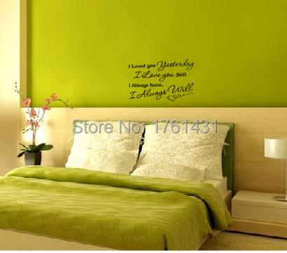 Aliexpress.com : Buy HOLIDAY SALE!!!Stay With You Love home ...