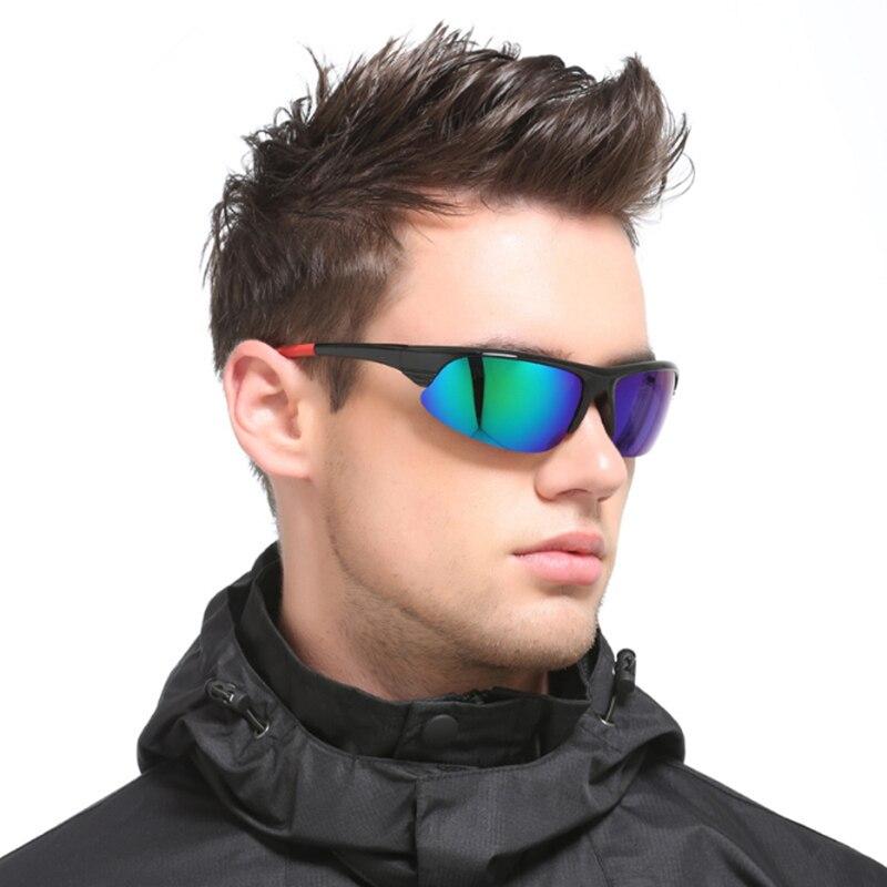 Perfe бренд 2017 поляризационные Солнцезащитные очки для женщин Для мужчин зеркало водит ...