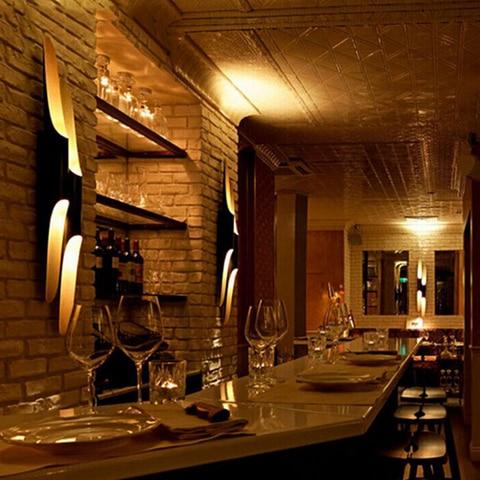 luminarias ouro preto nordic restaurante sala estar