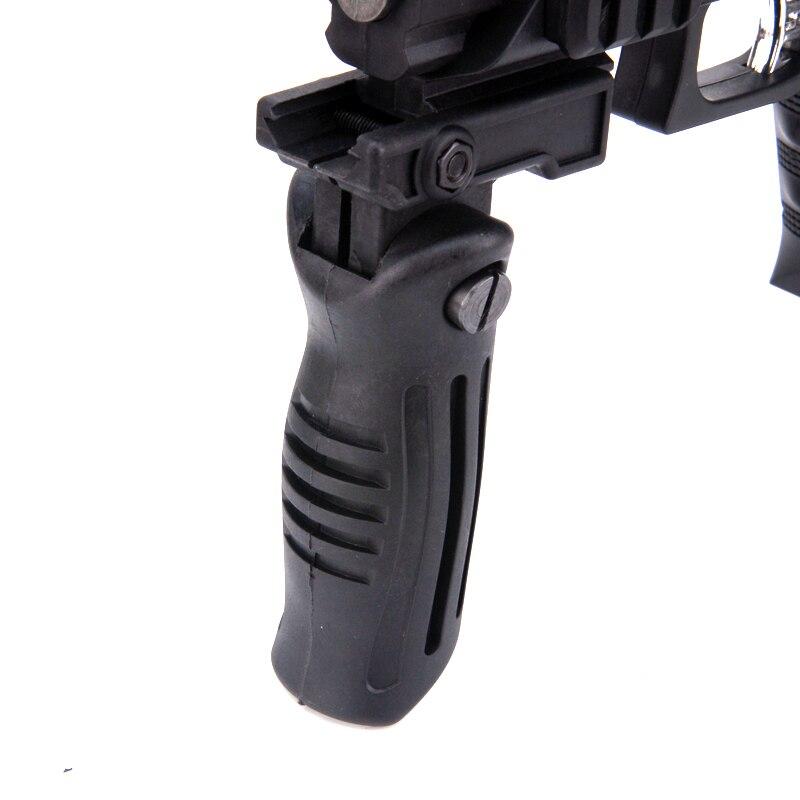 Hunting CQB Rifle M4 Fold War Game Grip Fit For Picatinny 20mm Rail Mounts