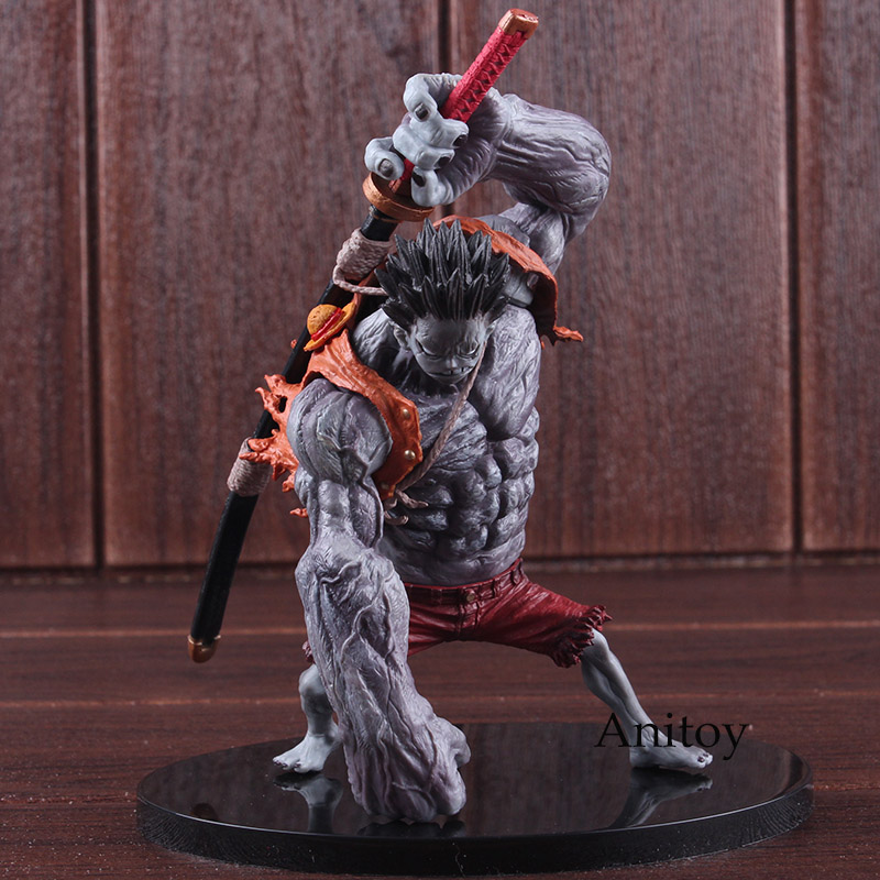Anime One Piece Action Figure SCultures BIG Vol.3 Banpresto Figure Colosseum Nightmare Luffy Statue PVC Collectible Model Toy 1