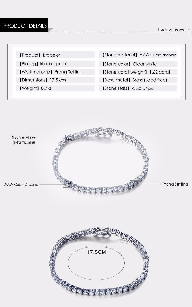 100% Top quality Bridal bracelet