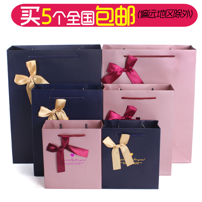gift bag with bowknot Portable Biscuit wedding Gift Box for Kitchen ...