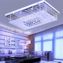 Цветной СВЕТОДИОДНЫЙ потолочный светильник, 4 цвета, светодиодный потолочный светильник для гостиной, спальни, с пультом дистанционного управления, только 220 В