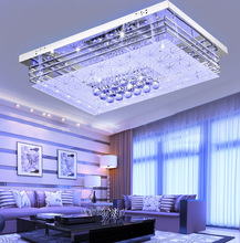 Colorful ceiling lighting modern LED lamp 4 color red for living room bedroom with remote controler