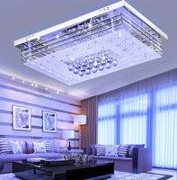 Colorido iluminação de teto led lâmpada do teto 4 cores conduziu a lâmpada do teto para sala estar quarto com controle remoto 220 v só