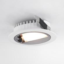 SCON LED 5 W/9 W Polarisierte Licht Wand Waschen Eingebettet Decke Downlight Museum Spezialität speichern Hotel Kommerziellen innen beleuchtung