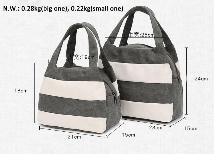 Famous Brand Women Shoulder Bag Casual Canvas Shopping Tote Bags Handbag for Women Beach Totes Shoulder Bag Hobos Bolso Mujer (6)