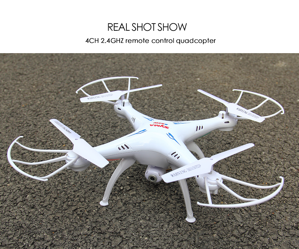 SYMA Official X5SW Drones with Camera HD WiFi FPV Real Time transmission RC Helicopter Quadrocopter RC Dron with Extra Battery 7