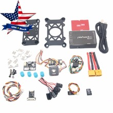 Pixhack V3C CUAV Flight Controller PIX Open Source + M8N GPS for FPV Drone Quadcopter Helicopter
