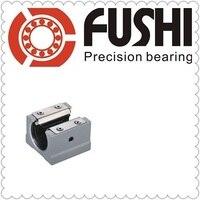 4 PC SBR16UU SME16UU Linear Motion Ball Bearing Slide Bushing CNC Support Unit Pillow Blocks