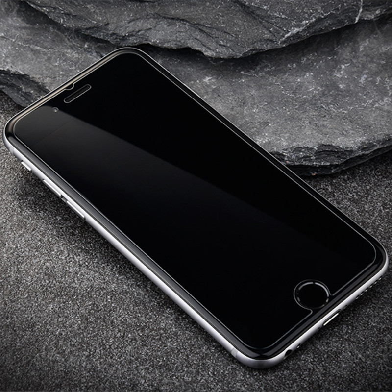 for iPhone X 8 7 7 Plus Ultra Thin Screen Protector Tempered Glass Film for iPhone 6 6S 6 Plus 5 5S SE 4 4S Screen Glass Film