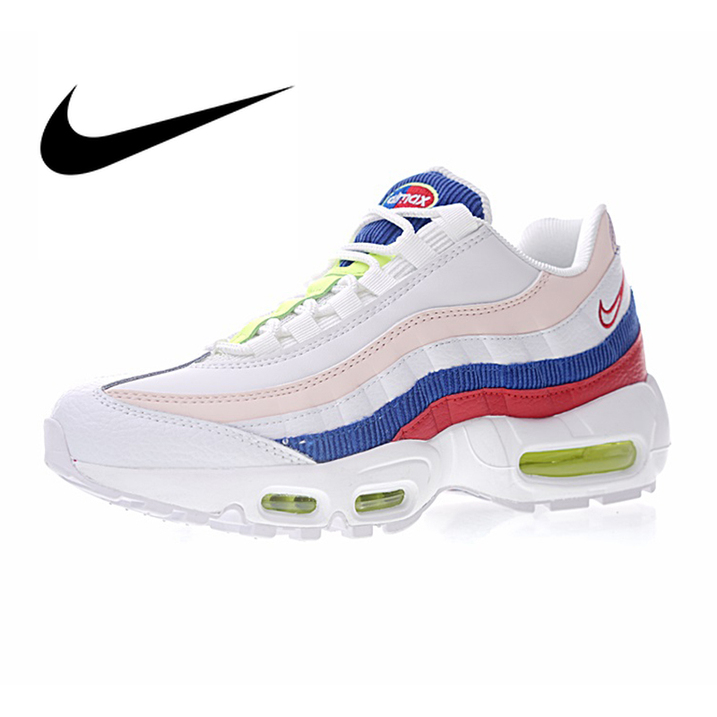 Original Authentic Nike Air Max Corduroy 95 Mens Running Shoes Outdoor Sports Shoes Comfortable and Breathable AQ4138-101Original Authentic Nike Air Max Corduroy 95 Mens Running Shoes Outdoor Sports Shoes Comfortable and Breathable AQ4138-101