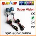 2 Pcs 12V 55W H27/880/881 HID xenon bulb Auto HID headlights xenon lamp 3000k 4300K 6000K 10000K yellow H27 55W hid xenon bulb
