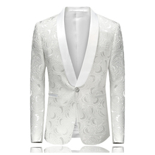 Wedding Prom Blazers Single button For Men RK