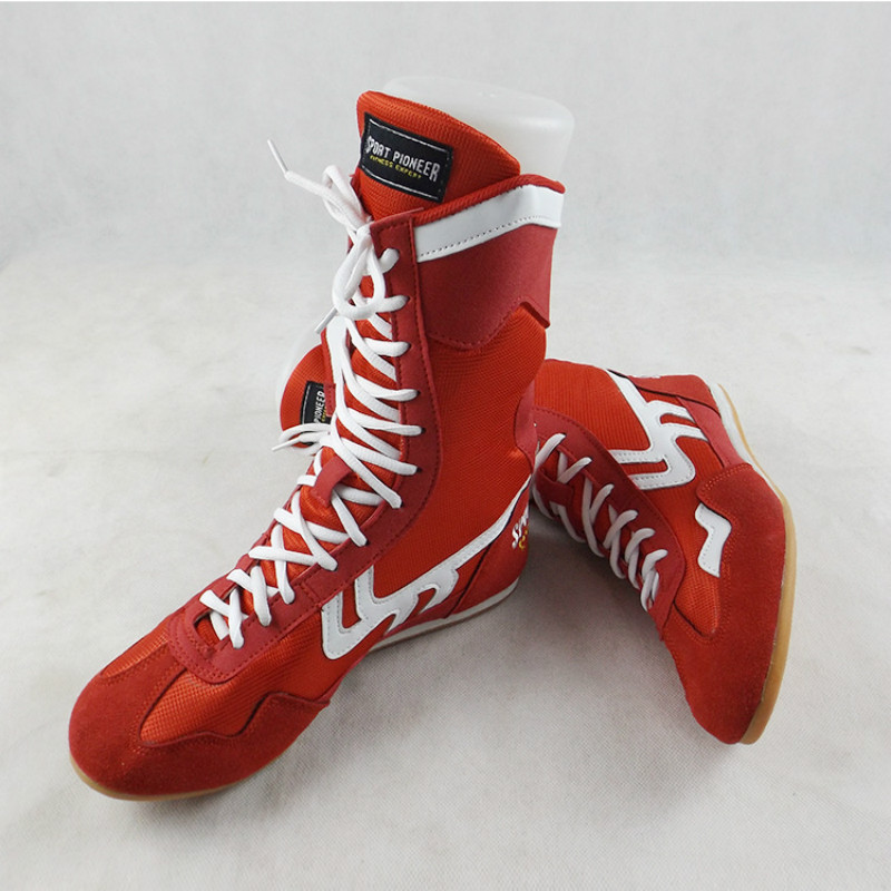 JINBEILE Wrestling-Shoes Boxing Taekwondo Fighting Martial-Arts Training-Special Sanda