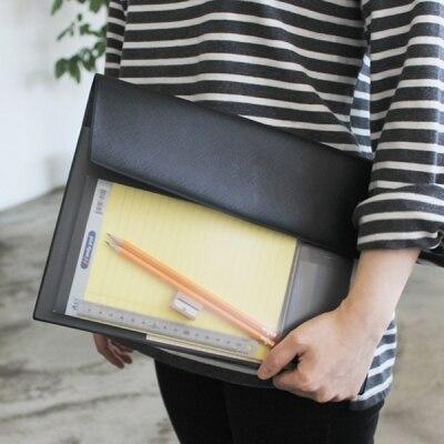 New Arrival Envelope Document Bag,  Resume/paper PVC Waterproof Case