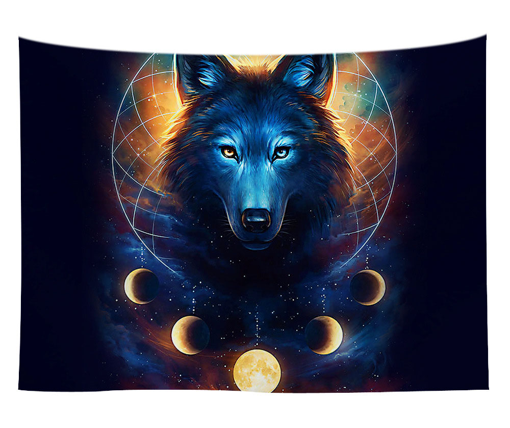 2018 New The scenery beautiful Hanging Wall Tapestry Hippie Retro Home Decor Yoga Beach Towel 150x130cm Factory supply in Tapestry from Home Garden