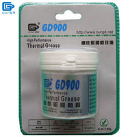 Free Shipping 150g High Performance Gray GD900 Thermal Conductive Compound Grease Paste Silicone For CPU GPU