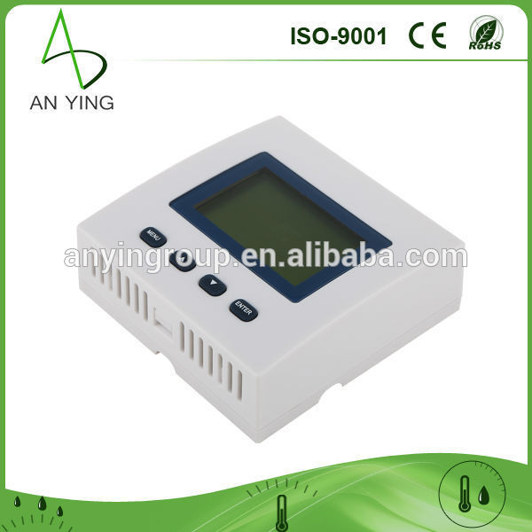 Direct display, high precision, low cost humid and temperatur/low cost temperature controller simple low cost electronics projects