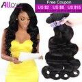 8A Brazilian Virgin Hair Body Wave 4 Bundles Unprocessed Human Hair Brazilian Hair Weave Bundles Brazilian Body Wave Virgin Hair